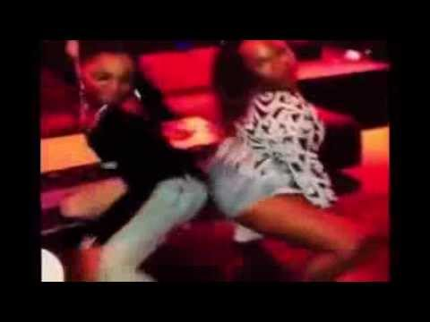 Ashanti And Her Mother Twerking thumbnail
