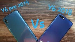 Huawei Y6 Pro 2019 Vs Y6 2018| Phone Comparison|Philippines