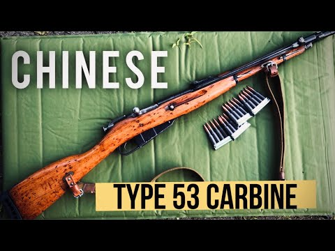 Type 53 Carbine: The Chinese Mosin-Nagant