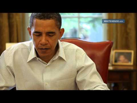 Barack Obama: Inside The White House