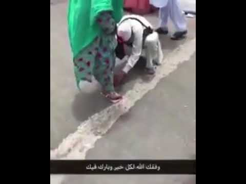 Amazing clip that shows the amazing care in Meccah
