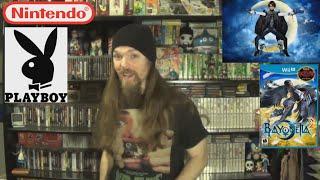 Nintendo & Playboy Team Up to Promote Bayonetta 2