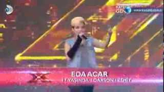 EDA ACAR   Performansı   X Factor Star Işığı HD