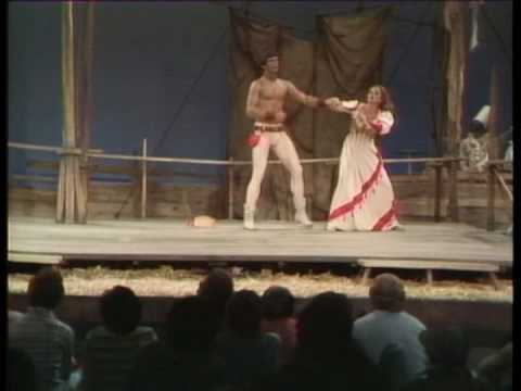 Longer Version Of Kate Meets Petruchio, The Taming Of The Shrew, Act, 1976 video