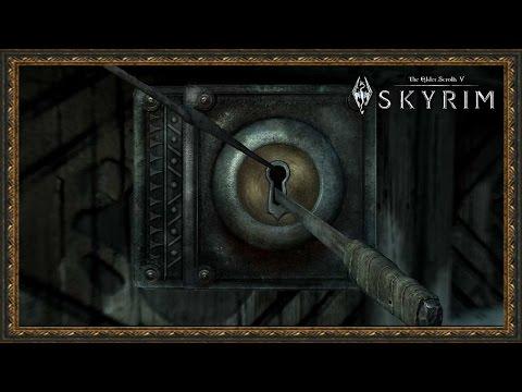 Tes 5: skyrim - вечная отмычка