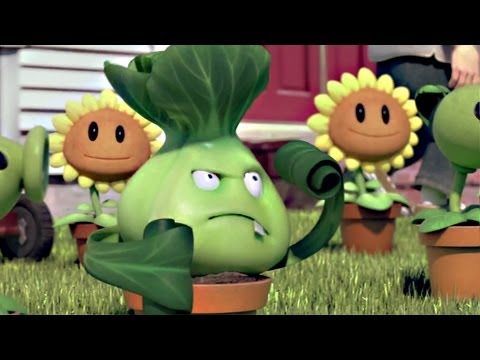 Plants Vs Zombies 2 : It's About Time Trailer Official