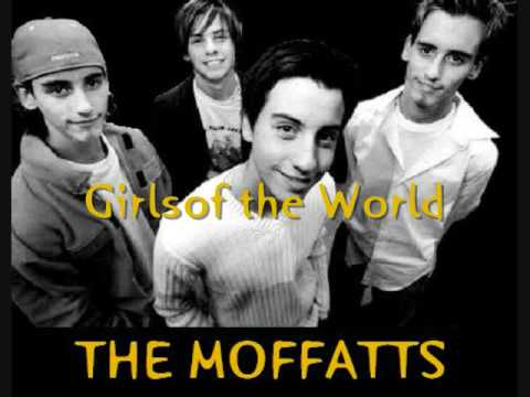 Moffatts - Girls of The World