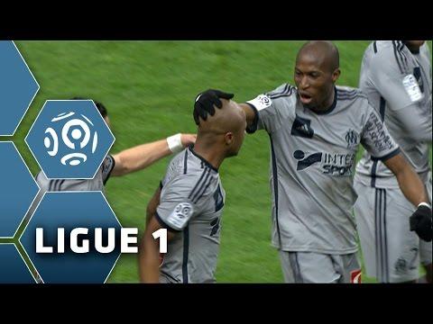 Goal André AYEW (72') / RC Lens - Olympique de Marseille (0-4) - (RCL - OM) / 2014-15