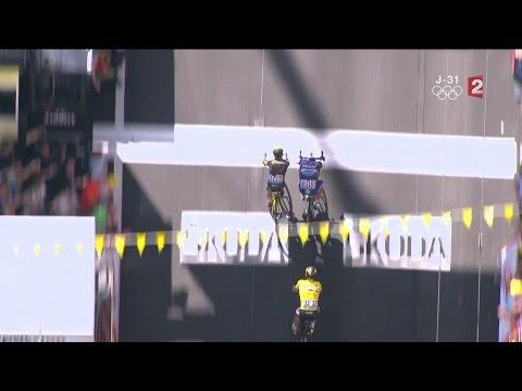 4e étape : Marcel Kittel l'emporte d'un rien devant Bryan Coquard