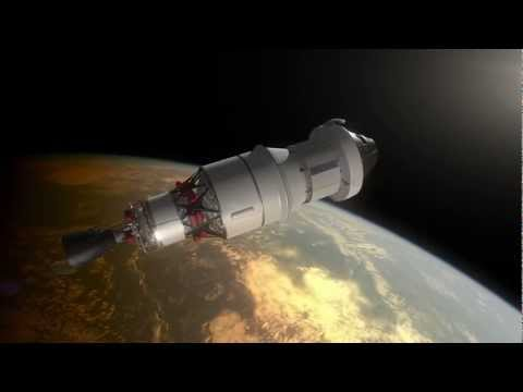 NASA : Flight of the Orion