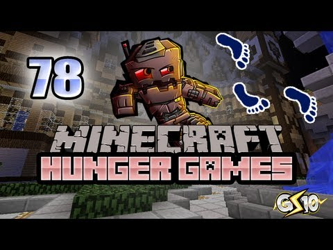 Minecraft Hunger Games Survival - Game 78 - Footprints