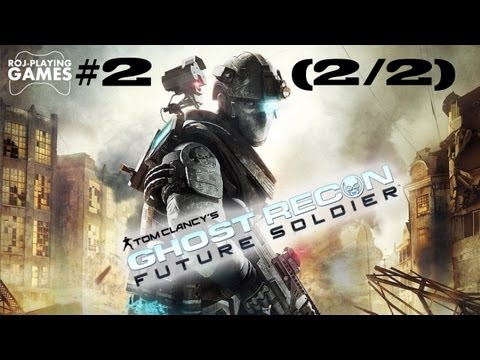 Zima to czy lato? - Tom Clancy's Ghost Recon: Future Soldier #2 (2/2) - Roj-Playing games!