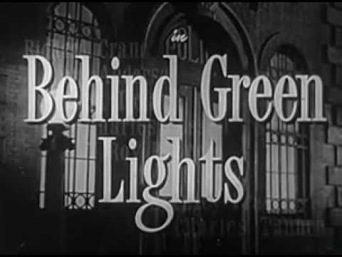 Behind Green Lights (1946) Carole Landis (Vintage public domain classic mystery)