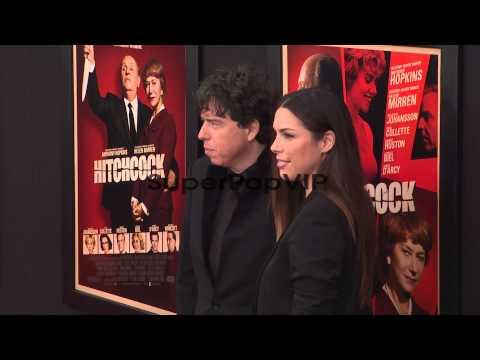 Sacha Gervasi and Jessica de Rothschild 'Hitchcock' Premi...