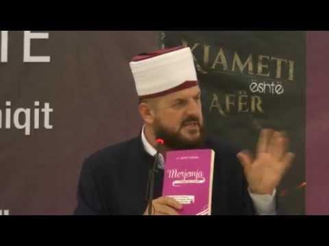 Iftar dhe promovim i librave - Dr. Shefqet Krasniqi