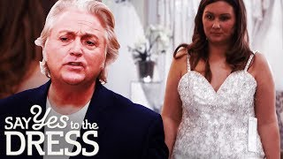 """I Don't Think I'm Ever Going to Be Able to Find My Wedding Dress!"" 