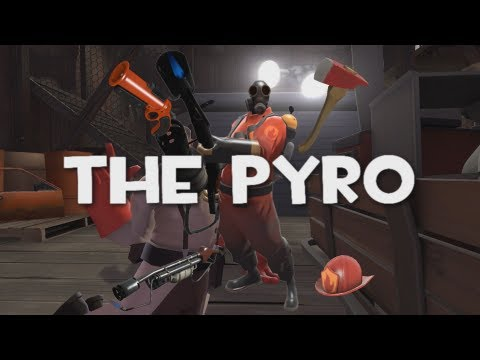 TF2 Review : The Pyro