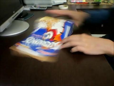 como fazer uma rampa de papelão de skate de dedo