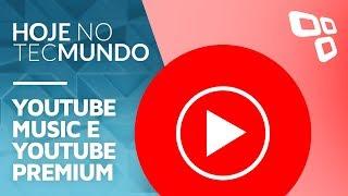 YouTube Music, OnePlus 6 especial, novidade para o Stories e mais - Hoje no TecMundo