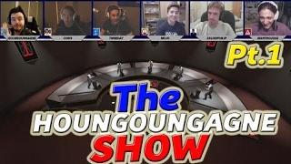 CS:GO - TV QUIZ SHOW Ft. Youtubers   Part 1 - THE HOUNGOUNGAGNE SHOW .