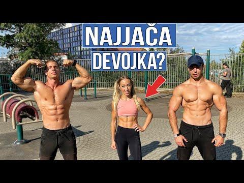 Mogu li DEVOJKE isto što i muškarci? (Street Workout)
