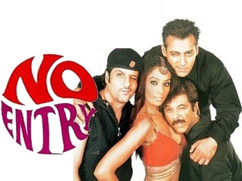 Bollywood Blockbuster Movie 'No Entry' To Be Remade In Marathi - Marathi News
