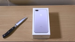 Apple iPhone 7 Plus 256GB - Unboxing & First Look! (4K)