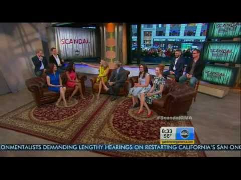 Scandal on GMA- Part 3 05/14/13