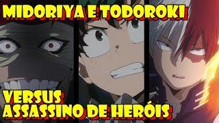 GELO, PORRADA E FOGO! - BOKU NO HERO EPISÓDIO 29