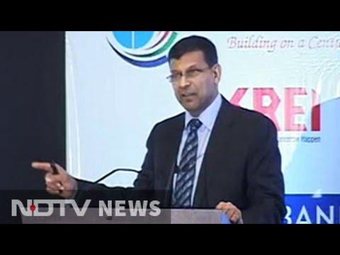 Raghuram Rajan defends his interest rate regime, clean-up of bad loans
