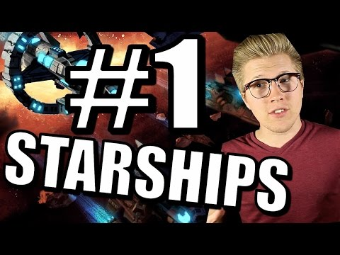 Sid Meier's Starships Gameplay - Part 1 [First Look]