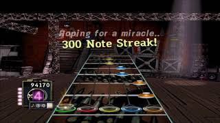 Guitar Hero III - Helicopter - Bloc Party (Expert - 99%)