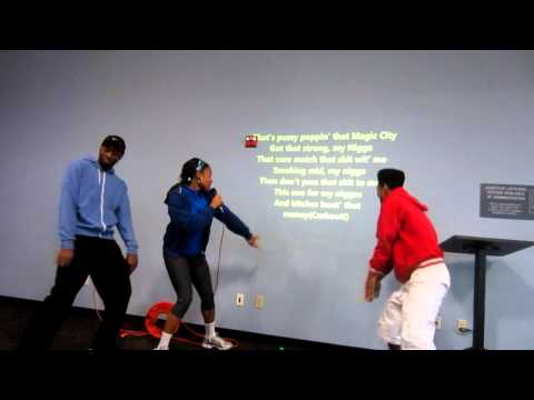 Csu East Bay Karaoke- Two Chains video
