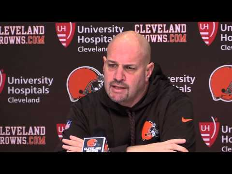 Browns' Mike Pettine on the decision to start Brian Hoyer or Johnny Manziel vs. Bengals