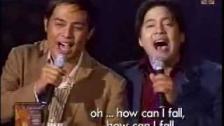 Watch Jed Madela How Can I Fall video