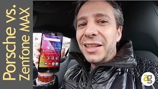 Porsche Vs. Asus Zenfone MAX | lotta all