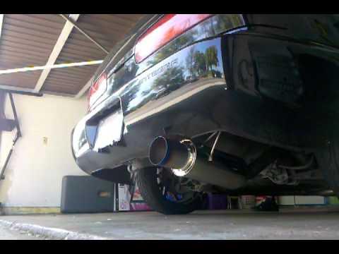 Greddy Exhaust Integra 1996 Acura Integra Greddy Ti-c