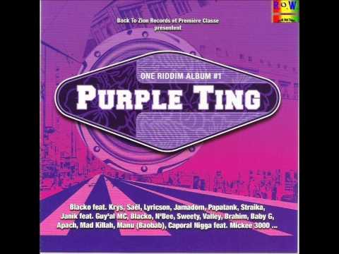 Apach - Laisse Moi Prier Jah (purple Ting Riddim) video