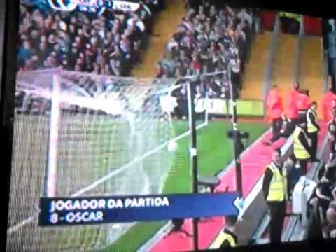 Chelsea vs palace Oscar