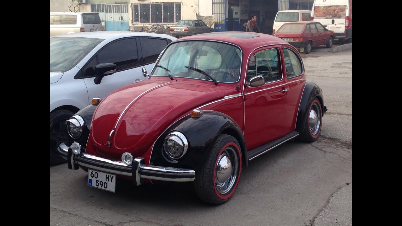 Volkswagen Beetle Ratings >> 1974 volkswagen super beetle restoration video - YouTube