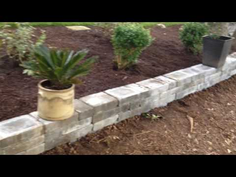 LANDSCAPING ON A BUDGET.  UNDER $1500.00