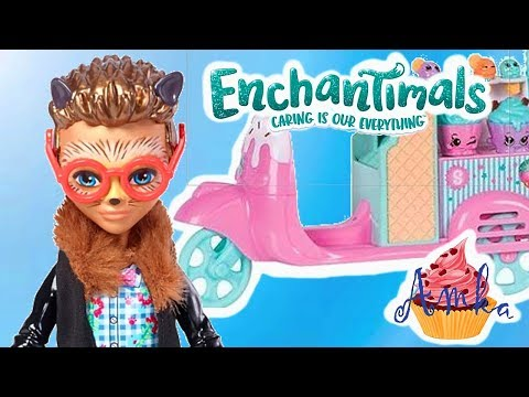 Enchantimals • Hixby Potrzebuje Pomocy • Bajki Dla Dzieci
