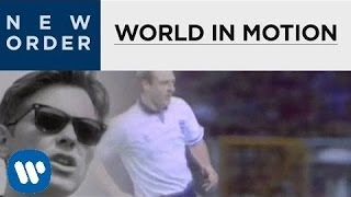 Watch New Order World In Motion video