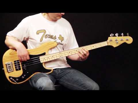 Texas Customs Collector Edition Hot Rod Deluxe Bass (Part Two)