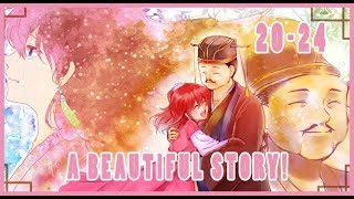 Akatsuki No Yona Episodes 20-24 Live Reaction/Review!(REDIRECT) BEAUTIFUL..