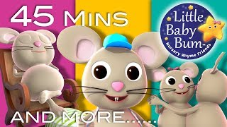 Learn with Little Baby Bum | Solomon Grundy | Nursery Rhymes for Babies | Songs for Kids