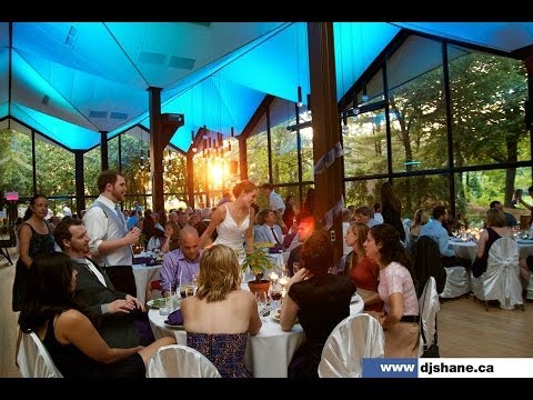 Ali Amp Charlie S Wedding Reception At La Toundra Parc Jean Drapeau Youtube
