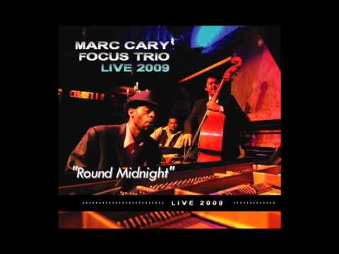 Jazz music, jazz piano - Marc Cary - Focus Trio Live -
