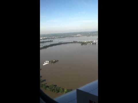 Missouri river flood