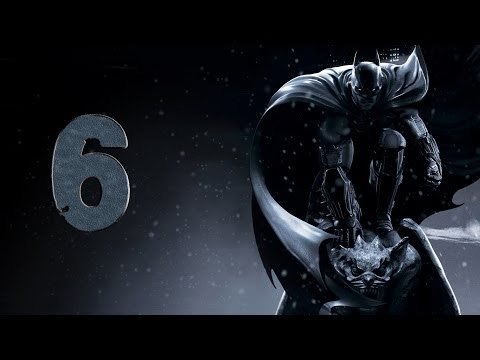 Batman: Arkham Origins #6 (Прохождение Walktrough let's play)